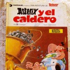 Cómics: COMIC ASTERIX Y EL CALDERO EDI GRIJALBO NUMERO 13. Lote 46334350