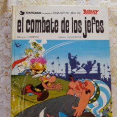 Cómics: COMIC ASTERIX EL COMBATE DE LOS JEFES GRIJALBO NUMERO 10. Lote 46334372