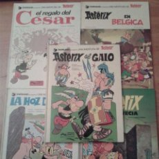 Cómics: ASTERIX : CINCO TÍTULOS / ASTERIX //. Lote 46468619
