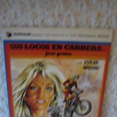 Fumetti: UNA AVENTURA DE LOS HERMANOS WOOD N.3 - 500 LOCOS EN CARRERA. Lote 46508353
