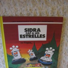 Cómics: LES AVENTURES D´ESPIRU I FANTASTIC- SIDRA CAP A LES ESTRELLES N. 38 - CATALA. Lote 112114338