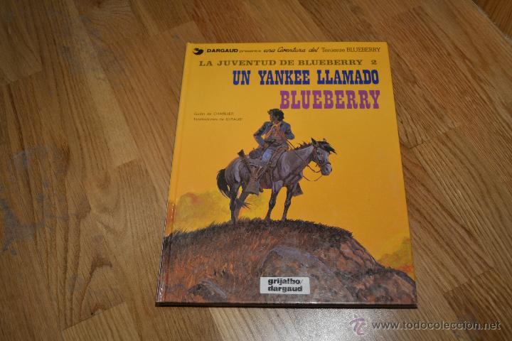 BLUEBERRY UN YANKEE LLAMADO BLUEBERRY Nº13 EDICIONES GRIJALBO DARGAUD GIRAUD IMPECABLE (Tebeos y Comics - Grijalbo - Blueberry)