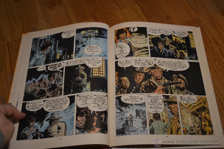 Cómics: BLUEBERRY UN YANKEE LLAMADO BLUEBERRY Nº13 EDICIONES GRIJALBO DARGAUD GIRAUD IMPECABLE - Foto 2 - 46530402