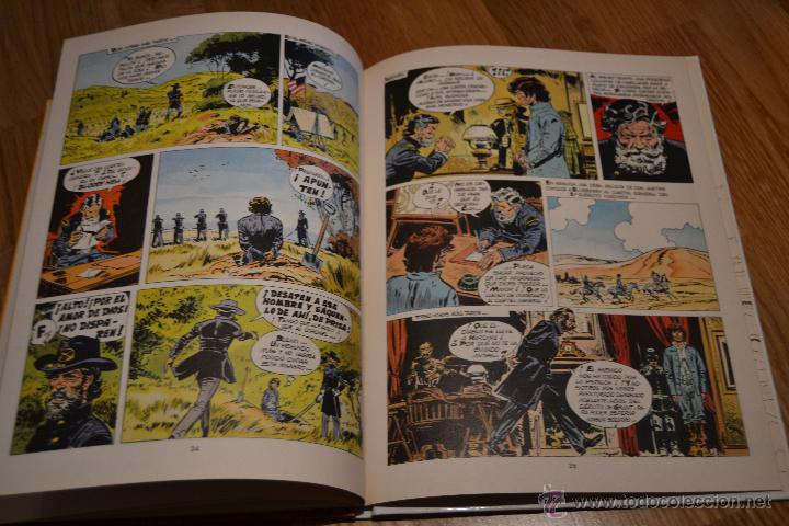 Cómics: BLUEBERRY UN YANKEE LLAMADO BLUEBERRY Nº13 EDICIONES GRIJALBO DARGAUD GIRAUD IMPECABLE - Foto 3 - 46530402