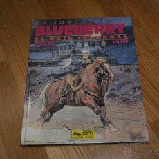 Cómics: LA JUVENTUD DE BLUEBERRY Nº 28 - EL RAID INFERNAL GRIJALBO MONDADORI PERFECTO. Lote 46531358