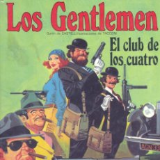 Cómics: LOS GENTLEMEN Nº3. GRIJALBO, 1981. TAPA DURA. Lote 46580420