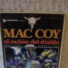 Cómics: MAC COY - EL CAÑON DEL DIABLO N. 9. Lote 46604076