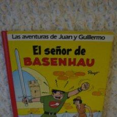 Cómics: LAS AVENTURAS DE JUAN Y GUILLERMO N. 1 - EL SEÑOR DE BASENHAU. Lote 46604639