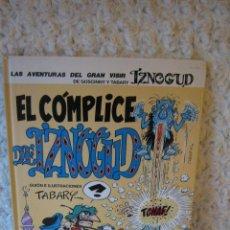 Cómics: LAS AVENTURAS DEL GRAN VISIR IZNOGUD N 13 - EL COMPLICE DE DE IZNOGUD. Lote 46604910