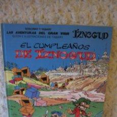 Cómics: LAS AVENTURAS DEL GRAN VISIR IZNOGUD N 16 - EL CUMPLEAÑOS DE IZNOGUD. Lote 46605172