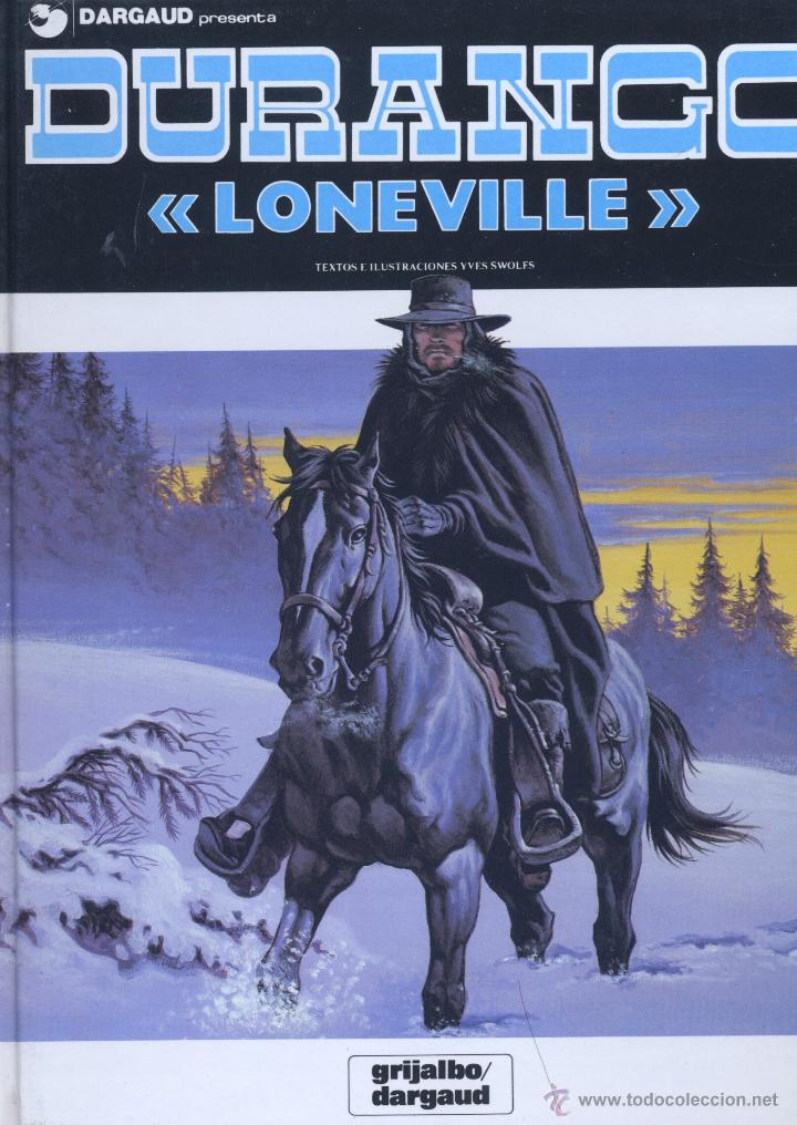 DURANGO Nº7. GRIJALBO/DARGAUD, 1990 (Tebeos y Comics - Grijalbo - Durango)