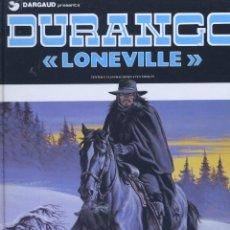 Cómics: DURANGO Nº7. GRIJALBO/DARGAUD, 1990. Lote 46653314