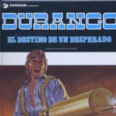 Cómics: DURANGO Nº6. GRIJALBO/DARGAUD, 1990. Lote 46653330