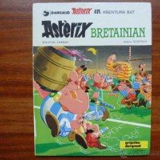Cómics: ASTERIX EUSKERA GRIJALBO 1987 ASTERIX BRETAINIAN. Lote 46667168