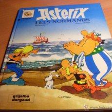Cómics: ASTERIX Nº 8 I ELS NORMANDS (GRIJALBO ) TAPA DURA CATALAN (CLA13). Lote 46699975