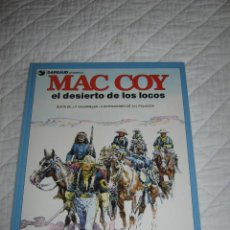 Cómics: MAC COY - EL DESIERTO DE LOS LOCOS N. 14. Lote 46754365