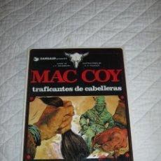 Cómics: MAC COY - TRAFICANTES DE CABELLERAS N. 7. Lote 184782682