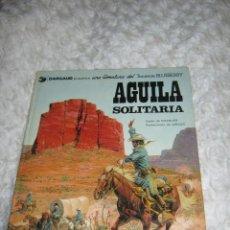 Cómics: UNA AVENTURA DEL TENIENTE BLUEBERRY N.18 - AGUILA SOLITARIA. Lote 46985703