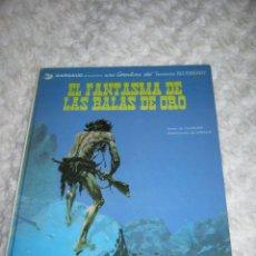 Cómics: UNA AVENTURA DEL TENIENTE BLUEBERRY N.2 - EL FANTASMA DE LAS BALAS DE ORO. Lote 46985975