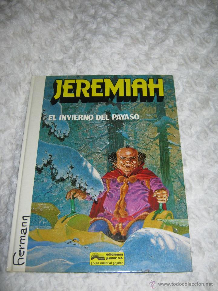 JEREMIAH - EL INVIERNO DEL PAYASO N. 9 (Tebeos y Comics - Grijalbo - Jeremiah)
