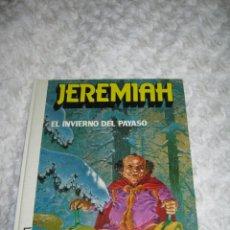 Cómics: JEREMIAH - EL INVIERNO DEL PAYASO N. 9. Lote 46999263
