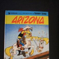 Cómics: LUCKY LUKE - Nº 51 - ARIZONA - GRIJALBO -. Lote 228391235