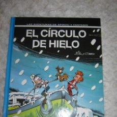 Cómics: LAS AVENTURAS DE SPIROU Y FANTASIO - EL CIRCULO DE HIELO N. 42. Lote 162369377