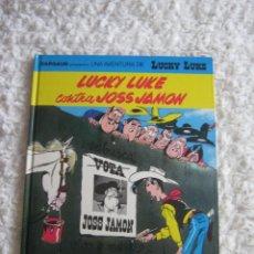 Cómics: LAS AVENTURAS DE LUCKY LUKE - LUCKY LUKE CONTRA JOSS JAMON N. 46. Lote 47284382