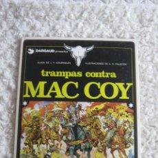 Cómics: MAC COY - TRAMPAS CONTRA MAC COY N. 3. Lote 47284537