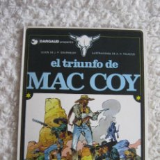 Comics: MAC COY - EL TRIUNFO DE MAC COY N. 4. Lote 47284583