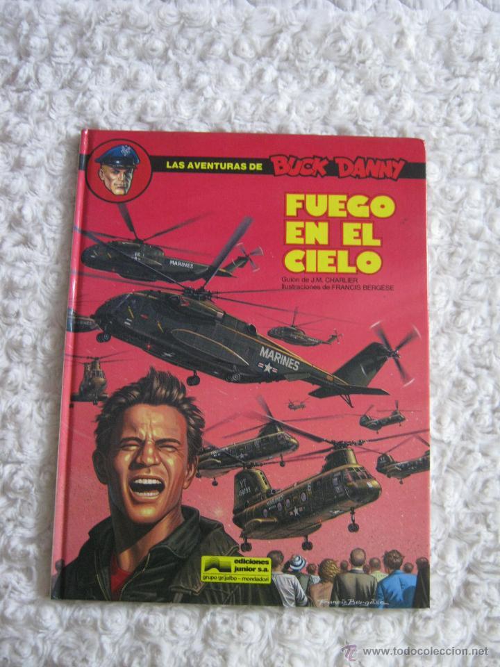 LAS AVENTURAS DE BUCK DANNY - FUEGO EN EL CIELO N. 43 (Tebeos y Comics - Grijalbo - Buck Danny)
