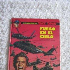 Cómics: LAS AVENTURAS DE BUCK DANNY - FUEGO EN EL CIELO N. 43. Lote 47284678