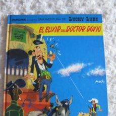 Cómics: LAS AVENTURAS DE LUCKY LUKE - EL ELIXIR DEL DOCTOR DOXIO N. 43. Lote 47309443