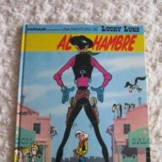 Cómics: LAS AVENTURAS DE LUCKY LUKE - ALHAMBRE N. 44. Lote 111810334