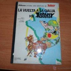 Cómics: ASTERIX Nº 6 ASTERIX EN LA VUELTA A LA GALIA EDITORIAL BRUGUERA TAPA DURA . Lote 47317479