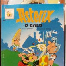 Cómics: ASTERIX O GALO-GALEGO-GALLEGO-1996-EDITORIAL GALAXIA-IMPECABLE. Lote 47355019
