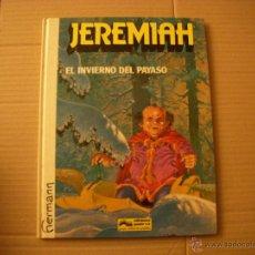 Cómics: JEREMIAH Nº 9, TAPA DURA, EDITORIAL GRIJALBO. Lote 47370760