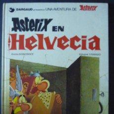 Cómics: ASTERIX EN HELVECIA-GOSCINNY-URDEZO-EDITORIAL GRIJALBO-TRADUCCIÓN VICTOR MORA-1980*. Lote 47402754
