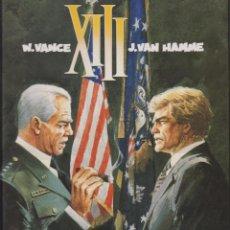 Cómics: XIII EL JUICIO / W.VANCE J.VAN HAMME -EDITA : GRIJALBO. Lote 47432813