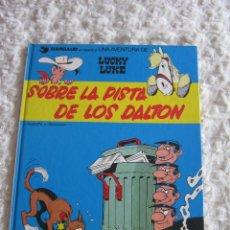 Comics : UNA AVENTURA DE LUCKY LUKE - SOBRE LA PISTA DE LOS DALTON -N. 34. Lote 47586778