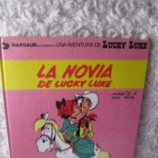 Fumetti: UNA AVENTURA DE LUCKY LUKE - LA NOVIA DE LUCKY LUKE N.32. Lote 211426706