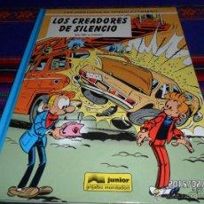 Cómics: SPIROU Y FANTASIO Nº 45 LOS CREADORES DEL SILENCIO. GRIJALBO 1996. MUY BUEN ESTADO Y DIFÍCIL!!!!. Lote 47604718
