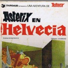 Cómics: DARGAUD ASTERIX EN HELVECIA - GOSCINNY - UDERZO - GRIJALBO 1979. Lote 47632476