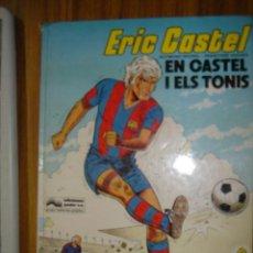 Cómics: COMIC ERIC CASTEL(EN CASTEL I ELS TONIS Nº 1) AÑO 1980 ....CATALÁ.... Lote 47635979