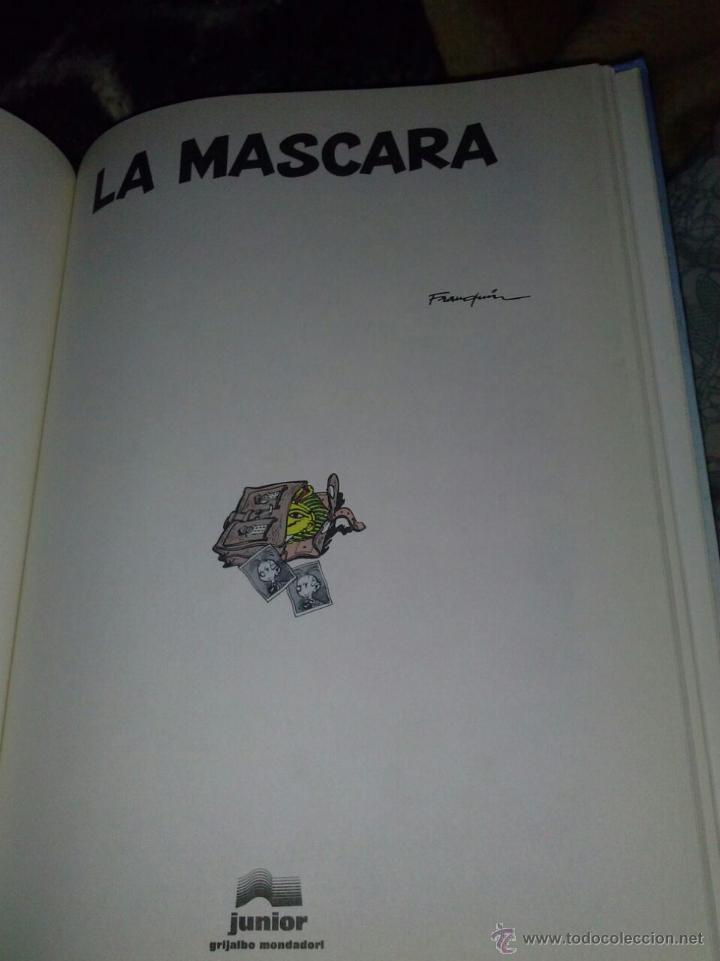 Cómics: LAS AVENTURAS DE SPIROU Y FANTASIO. TOMO 2 - 240 PAG. - Foto 7 - 40658444