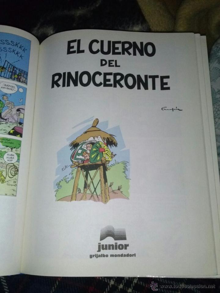 Cómics: LAS AVENTURAS DE SPIROU Y FANTASIO. TOMO 2 - 240 PAG. - Foto 8 - 40658444
