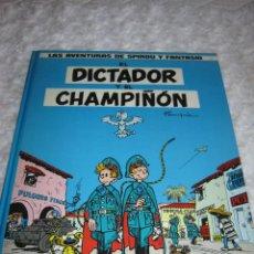 Cómics: LAS AVENTURAS DE SPIROU Y FANTASIO - EL DICTADOR Y EL CHAMPIÑON N. 6. Lote 106566554