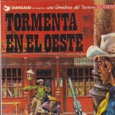 Cómics: COMIC COLECCION BLUEBERRY TORMENTA EN EL OESTE . Lote 47775052