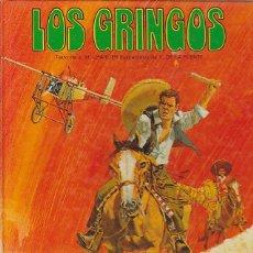 Cómics: COMIC LOS GRINGOS ILUSTRADO POR VICENTE DE LA FUENTE . Lote 47775479