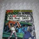 Cómics: LAS AVENTURAS DE BLAKE Y MORTIMER - LAS 3 FORMULAS DEL PROFESOR SATO - 2 PARTE - N. 12. Lote 107314063